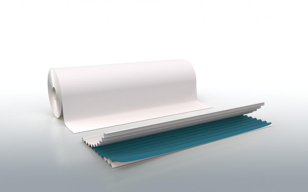 Renkli pelur kağıt